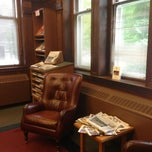 Photo taken at Eldredge Public Library by Ed C. on 6/28/2013