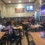 Photo taken at Rodeo Mexican Grill by Ruben G. on 3/14/2013
