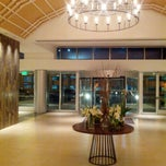 Photo taken at JW Marriott Lobby by keith k. on 2/15/2013