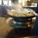 Photo taken at Mongolian Grill by Michael D. on 4/15/2013
