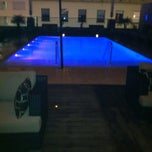 Photo taken at Hotel Palomar by Web B. on 11/8/2012