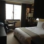 Photo taken at Four Seasons Hotel by 3ϓΘΘɴ Ꭿ. on 8/18/2013