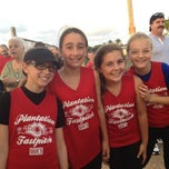 Photo taken at Pop Travers Softball Fields by Jodi G. on 5/2/2012