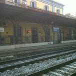 Photo taken at Stazione di Torre Del Greco by Susanna C. on 6/21/2011