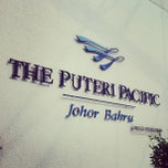 Photo taken at The Puteri Pacific Hotel by Mirwan A. on 7/4/2012