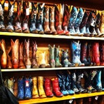 Photo taken at Allens Boots by Etan H. on 3/11/2012