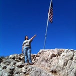 Photo taken at Top Of Prayer Mountain by JG on 2/15/2011