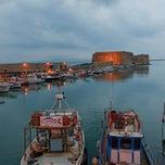 Photo taken at Λιμάνι Ηρακλείου by Visit Greece on 5/16/2012