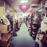 Photo taken at Brass Armadillo Antique Mall by Trey G. on 2/27/2012
