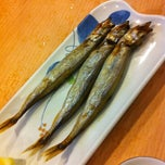 Photo taken at Fish Mart Sakuraya by cola h. on 7/30/2012