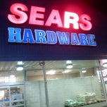 Photo taken at Sears Appliance and Hardware Store by Adam Robert B. on 2/8/2012