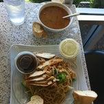 Photo taken at La Bou Bakery Cafe by Jodie on 5/29/2012
