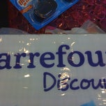 Photo taken at Carrefour by Morgan N. on 6/21/2012