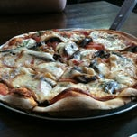 Photo taken at Bagby Pizza Co. by E. P. on 6/6/2012