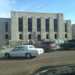 Photo taken at Ward County Courthouse by Jon M. on 10/30/2012