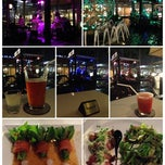 Photo taken at WINE 33 By Singha by Gift G. on 10/2/2013