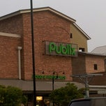 Photo taken at Publix Super Market at McBee Station by Steven D. on 12/8/2012