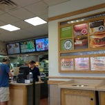 Photo taken at Wendy's by Jerry M. on 4/5/2013