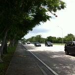 Photo taken at SW 137 Ave & Killian Pkwy by Zahara M. on 7/28/2013