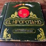 Photo taken at Hipopotamo Bar by Federico G. on 1/11/2014