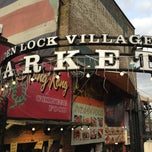 Photo taken at Camden Lock Village by Takeshi I. on 2/16/2013