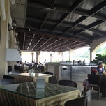 Photo taken at Alberto's Café by Zainita F. on 11/3/2012