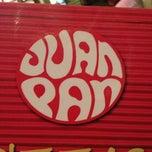 Photo taken at Juan Pan Pizza by Kandi D. on 2/9/2013