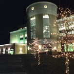 Photo taken at David L. Rice Library by Heath R. on 12/14/2012