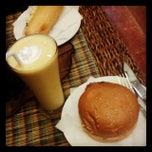 Photo taken at Primera Espresso Café by Keith B. on 10/30/2013
