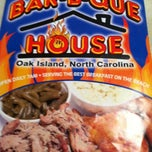 Photo taken at Bar-B-Que House by Lindsay on 12/9/2012