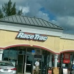 Photo taken at RaceTrac by Annmarie R. on 1/6/2013
