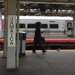 Photo taken at LIRR - Jamaica Station by Biz T. on 11/12/2012