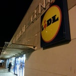 Photo taken at Lidl by Klaudya R. on 3/2/2013