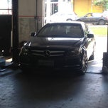 Photo taken at San José Auto Center by Luciano V. on 4/24/2013
