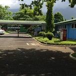 Photo taken at Chevron Tiwi Center by Ephraim R. on 4/17/2014