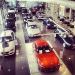 Photo taken at BMW АВТОDOM - СПб by Natalia B. on 9/10/2013