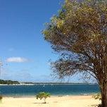 Photo taken at Lagoa do Bonfim by Sayonara A. on 11/18/2012
