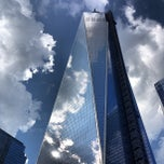 Photo taken at One World Trade Center by Māris R. on 7/20/2013