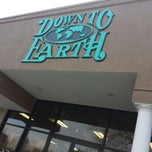 Photo taken at Down to Earth by Wayne C. on 3/7/2014