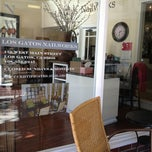 Photo taken at Los Gatos Nail Works by Crystal G. on 10/4/2013