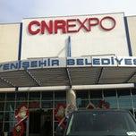 Photo taken at CNR Expo Fuar Alanı by Gökçer G. on 1/24/2013
