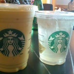 Photo taken at Starbucks by Невена Б. on 7/14/2013