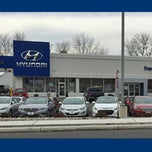 Photo taken at Franklin Sussex Hyundai by Nielsen D. on 12/4/2014