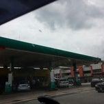Photo taken at Petronas by Din Kuantan on 10/23/2013