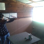 Photo taken at Magnum Shooting Range by Fern W. on 3/7/2014