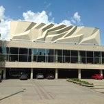 Photo taken at Dailes teātris by Irina T. on 5/22/2013