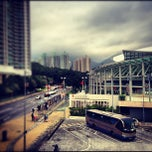 Photo taken at Tung Chung Station Bus Terminus 東涌站巴士總站 by ijp72 on 11/24/2012