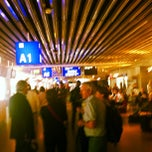 Photo taken at Gate A1 by Pascal B. on 6/13/2013