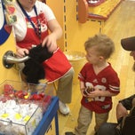 Photo taken at Build-A-Bear Workshop by nikki on 1/2/2013