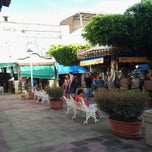 Photo taken at Mercado Plaza Malecon by Daniel H. on 1/4/2013